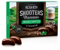 Цукерки Shooters Irish coffee 150 г