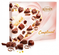 Цукерки Сompliment Dark chocolate 145 г
